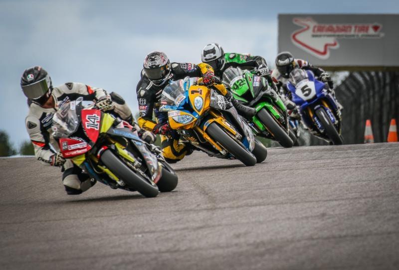 Superbike Doubleheader Weekend August 10-12, 2018