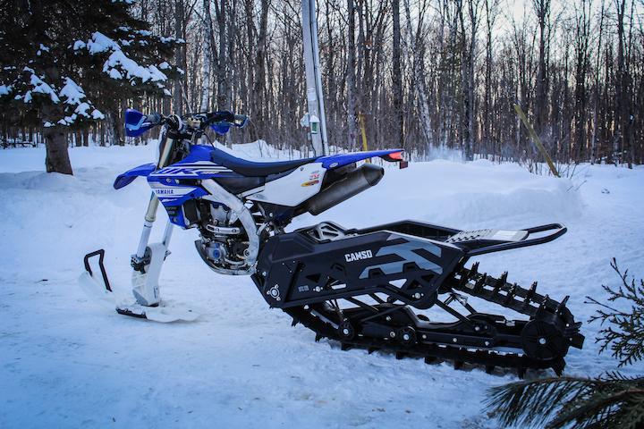 IM Snowbike 1