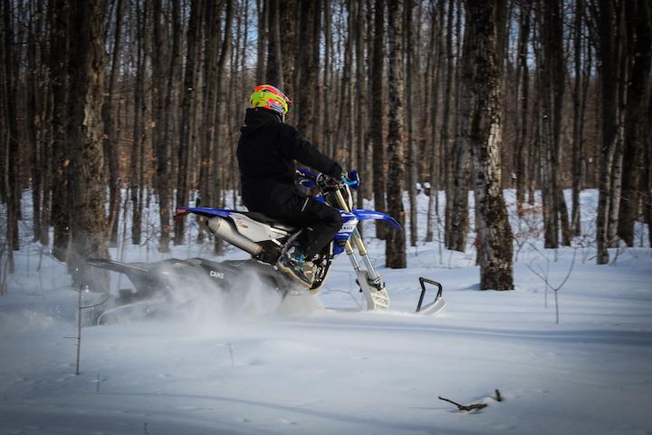 IM Snowbike 2